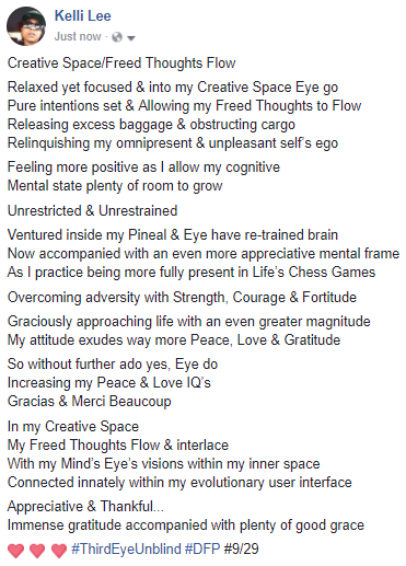 creative space_freed thoughts flow