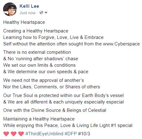 Healthy Heartspace